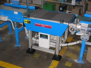 Check-Weigher-Conveyor