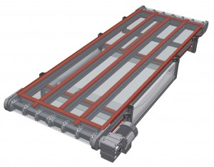 Modular Belt Conveyor Design