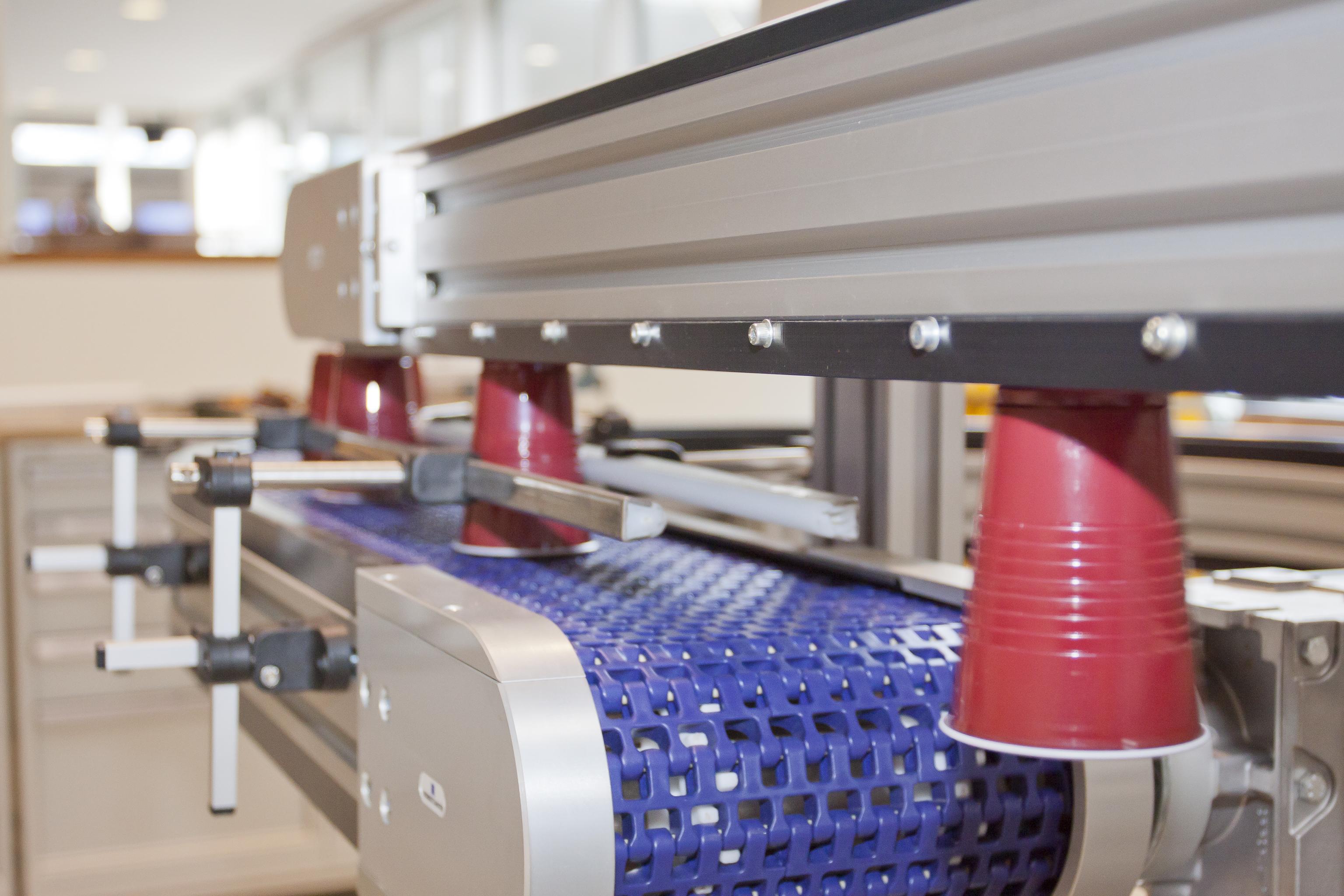 Modular Conveyor Supplier Robot Units